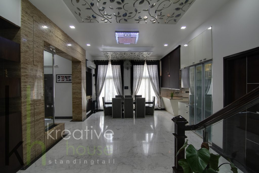 KreativeHouse Is Known As The Most Sought After Firm For Residential Architecture And Interior Design In India Famous