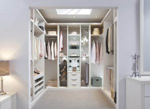 No Other Color In The Palette Creates A Better Backdrop Your Walk Closet Than White For Clothes To Shine Is High Contrast