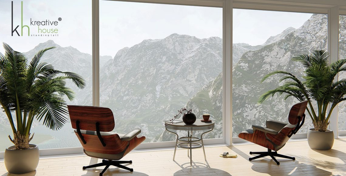Apartment with cosy and Comfortable interiors - apartment view interior room modern home window