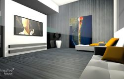 Interior designs ideas for living room-graphic rendering