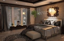 Stylish Modern Interior designs for a Bedroom