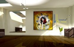 Transform your home into a stunning art gallery