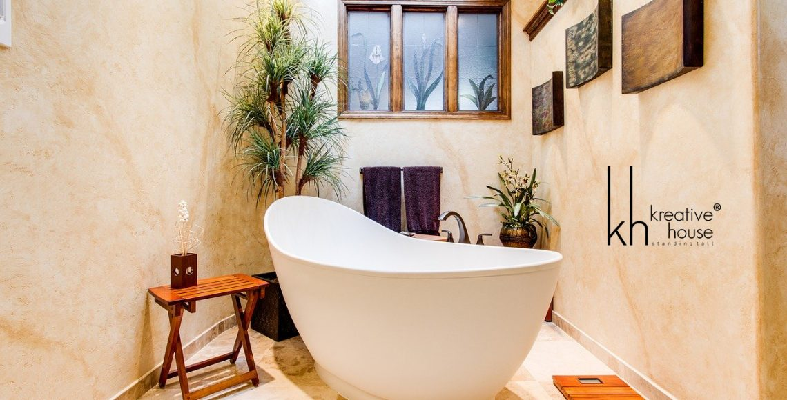 Luxurious bathtub designs at KreativeHouse