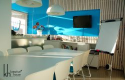 Sophisticated Office Interiors in Hyderabad