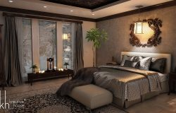Luxury Bedroom interior designs in Hyderabad
