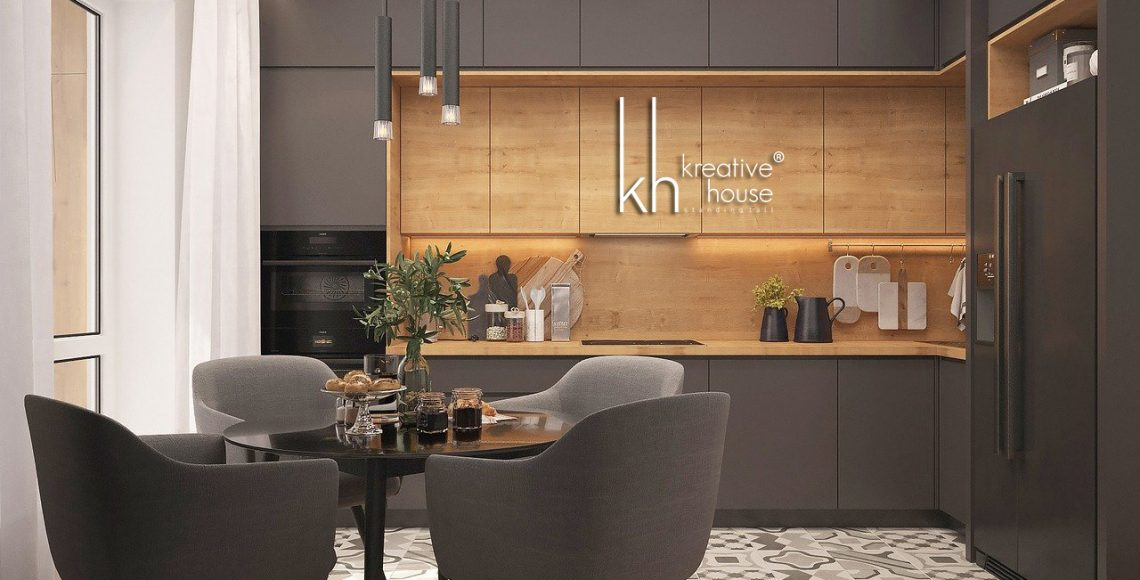 Innovative ideas for decorating kitchen interiors