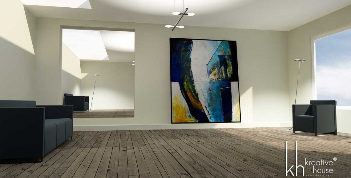 Creative Wall Ideas for Living Room and Gallery