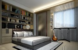 Stylish Bedroom Design Ideas- Modern Bedrooms