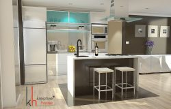 Modern kitchen plans-Modern Kitchen Design Ideas
