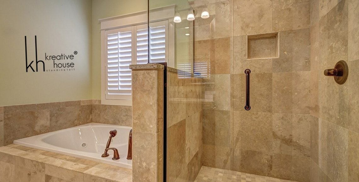 Bathroom designs- Simple Rules for Bathroom Tiling
