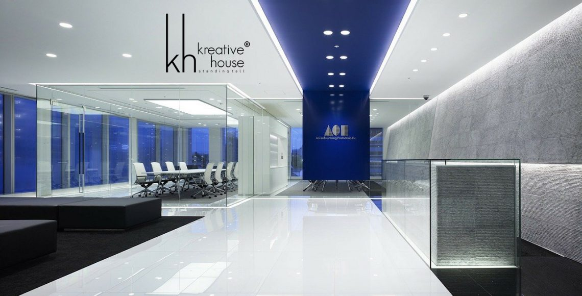 Smart office interior design ideas-Smart Office Interiors from Architects