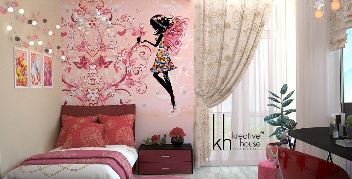 Girls Room Ideas- Ideas for a Girl's Bedroom