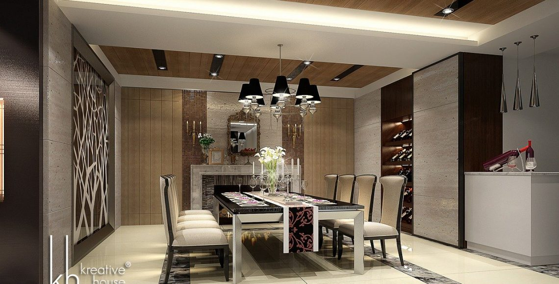 Dining Room Decor Ideas-Modern Dining Table Ideas for Indian Homes