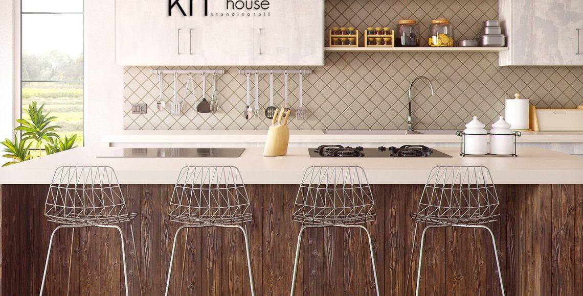 kitchen 3D floor plans in Hyderabad