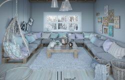 Interior designs ideas for apartment