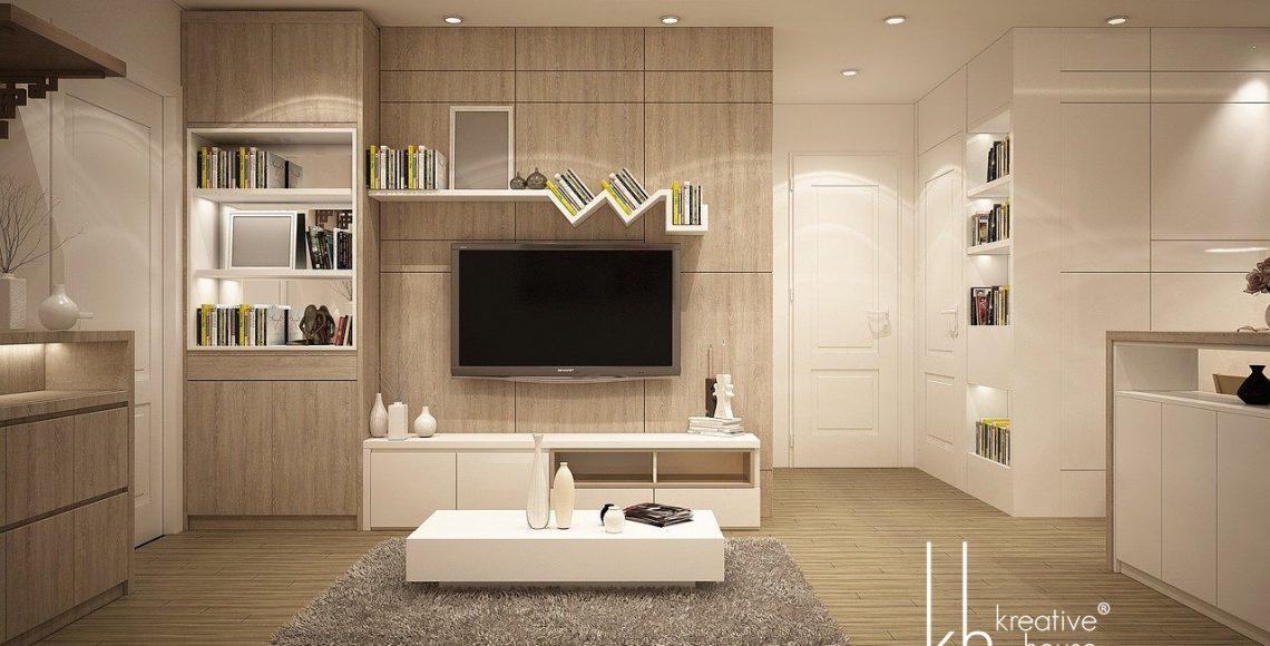 Modern Living Room Interior Designs Kreative House