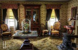 Best ideas for designing a vintage living room