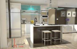 Modern kitchen plans-Modern Kitchen Design Ideas