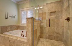 Bathroom designs- Simple Rules for Bathroom Tiling