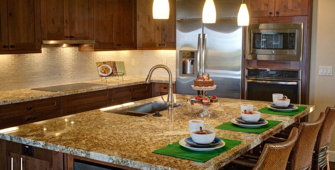 Stylish Modular Kitchen Design Ideas from Designers